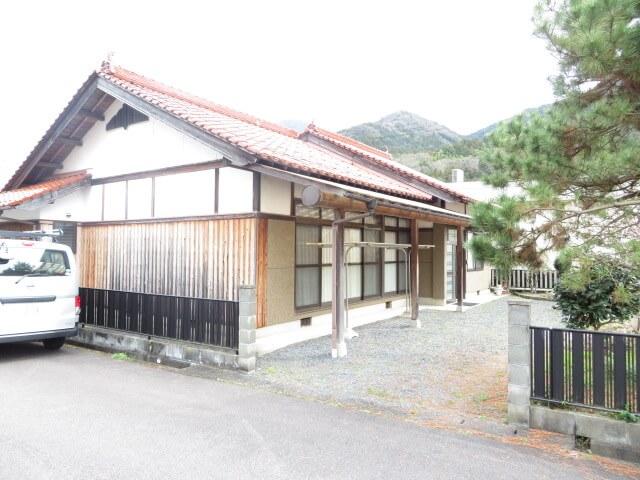 津和野町借家 の外観写真