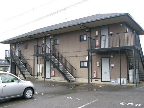 グリーンヒルズB 101号室の外観写真