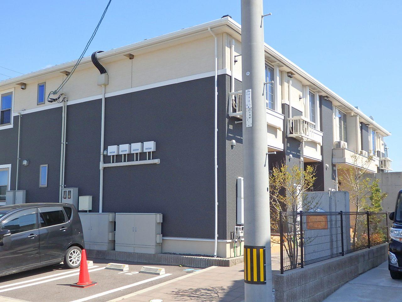 アビタシオン益田 104号室の外観写真