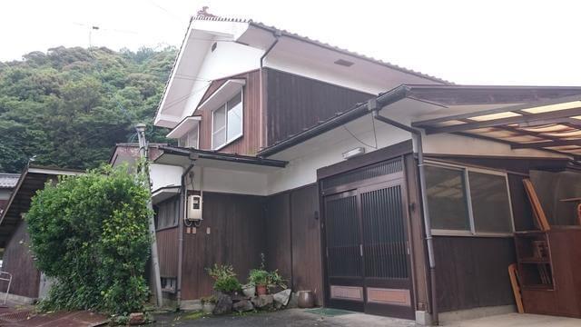 田原借家 の外観写真