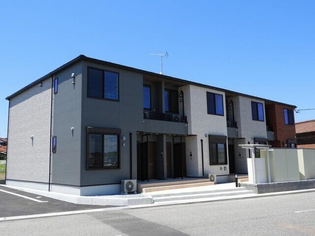 COMODO HOUSE H 203号室の外観写真