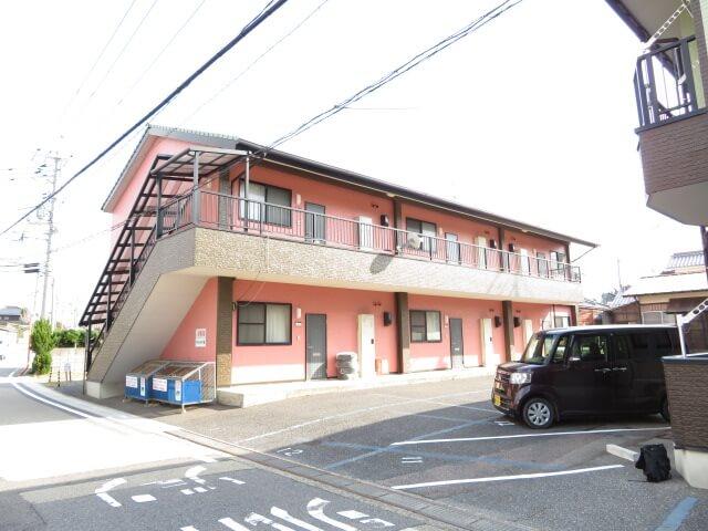 タウンナウII 106号室の外観写真