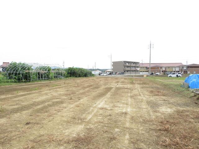 益田市中島町イ818-1の分筆案 ①の土地の写真4