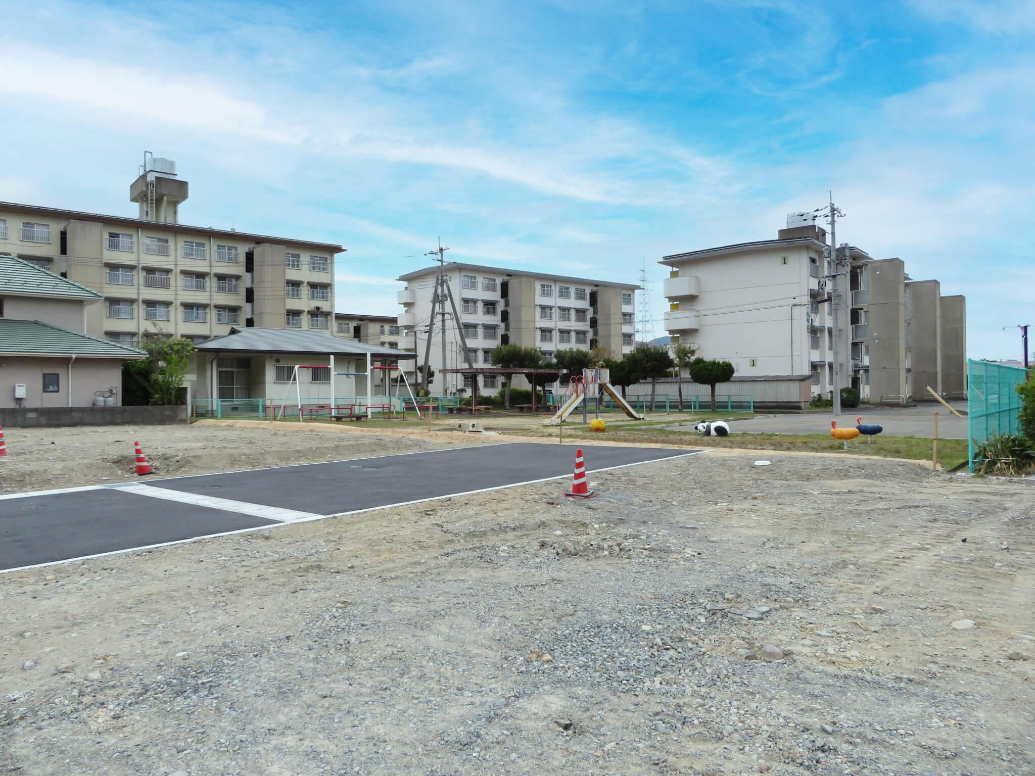 萩市椿東無田ヶ原の新規分譲地 区画1の写真4