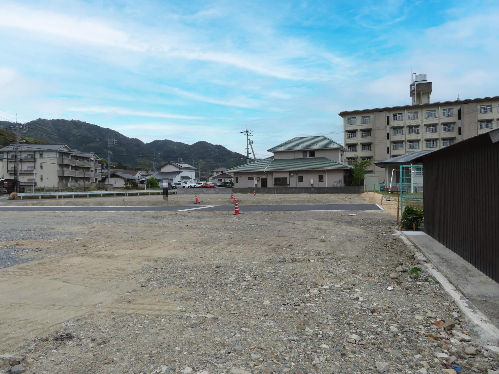 萩市椿東無田ヶ原の新規分譲地 区画1の写真5