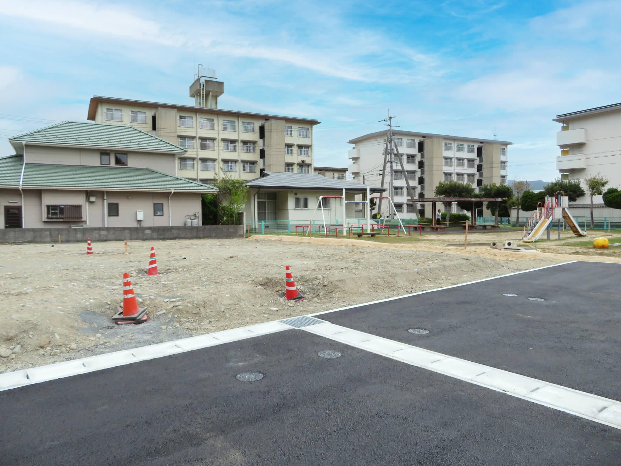 萩市椿東無田ヶ原の新規分譲地 区画3の写真5